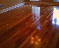 prefinished floor instalation