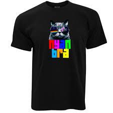 Cheap Meme - graphic tees cheap men s nyan cat bra youtube internet meme flying