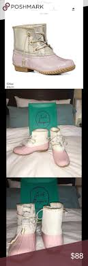 not s boots size 11 rogers duck boots blush size 11 nwt