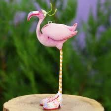 18 best flamingo ornaments images on pinterest flamingo ornament