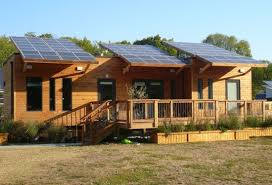 Eco Architecture Solarpowered House Merges Simplicity And - Solar powered home designs