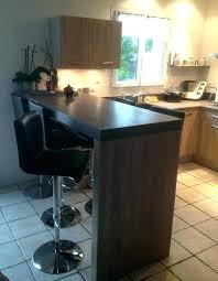 meuble de cuisine bar meuble de cuisine bar meuble snack cuisine pied de plan de travail