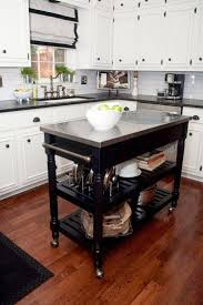 powell kitchen island moveable kitchen island home design ideas and pictures