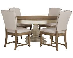 city furniture coventry two tone round table
