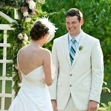 of the groom dresses for outdoor wedding 30 exles of wedding vows bridalguide