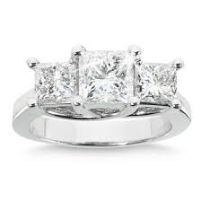 Costco Wedding Rings by 30 Best Engagement Rings Princess Cut Images On Pinterest