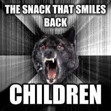 Wolf Meme - livememe com insanity wolf