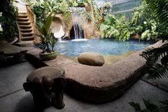 backyard theme park backyard lagoon as lush as any theme park hot tubs tubs and