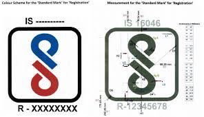 bureau standard standard logo crs scheme of india bis tüv rheinland
