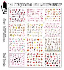 compare prices on hello kitty nail stickers online shopping buy