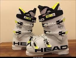 fs 2018 head raptor 140 rs ski boots used twice free ship