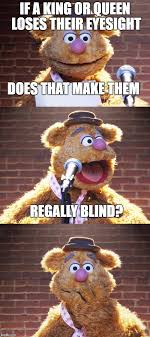 King And Queen Memes - fozzie jokes imgflip