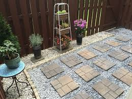 Cheap Backyard Makeovers by Backyard Makeover Diy Landscaping Project Hometalk