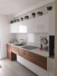 kitchens and interiors 100 idee di cucine moderne con elementi in legno verandas