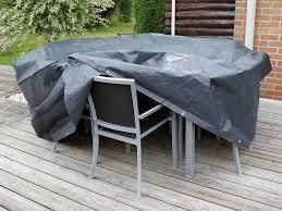 housse de protection jardin housse de protection salon de jardin rectangle 8 places 325x205 cm