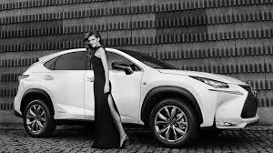 lexus nx suv video pop culture and sports collaborate with the lexus nx journal