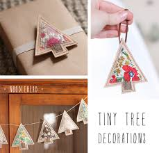 liberty scrap challenge christmas edition diy tiny tree