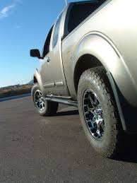 nissan frontier aftermarket wheels fitting a 33