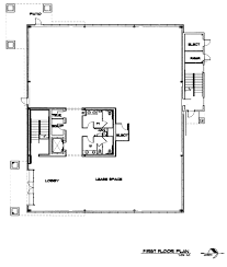 metal building office floor plans