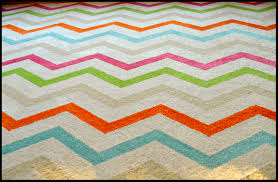 Zig Zag Area Rug Multi Color Chevron Rug Rug Designs