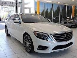 2015 mercedes for sale 2015 mercedes s class s550 4matic for sale in lindon ut