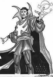 doctor strange sorcerer supreme marvel comics profile