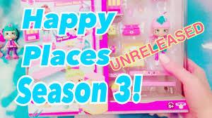 shopkins happy places unreleased season 3 unboxing jellica