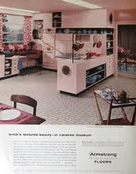 Modern Vintage Home Decor 1959 Armstrong Flooring Ad 1950s Home Decor Retroreveries