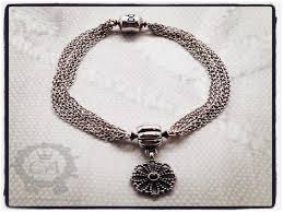 pandora silver clip bracelet images Bracelet multi chaines pandora nouveau pandora nostalgic rock jpg