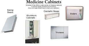 american pride medicine cabinet american pride medicine cabinets