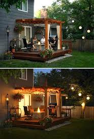 patio ideas cool backyard lighting ideas cool this posts goes
