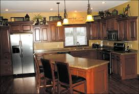 Staggered Cabinets Basts Build New Home Closer To Paynesville Home Improvement 2010