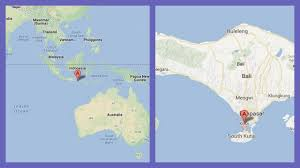 Map Of Bali Bali Nesia What You Should Know About The Island