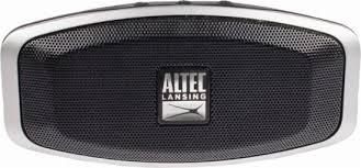 porta box auto altec lansing porta portable bluetooth speaker black imw279 blk