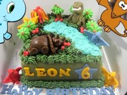 Jurassic Park Decorations Custom Tier Cake Order Delivery Singapore Margaretcookies