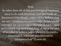 writing a theory paper psychoanalytic by mark hale 4