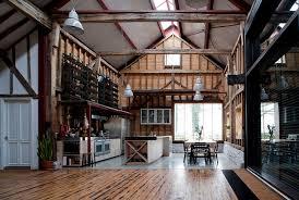 ristrutturazione fienile vecchio fienile trasformato in abitazione by liddicoat goldhill