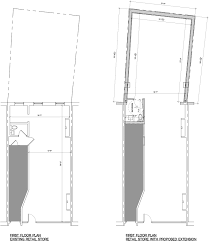 Retail Store Floor Plan 201 Court Street Cobble Hill Ny Compass