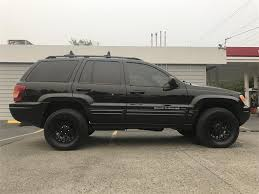 gray jeep grand cherokee with black rims 2004 jeep grand cherokee limited suv for sale in ferndale wa 0