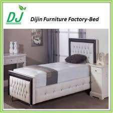 Cheapest Single Bed Frame Soft Platform Bed For Sale Bed Frame With Storage Single Bed For
