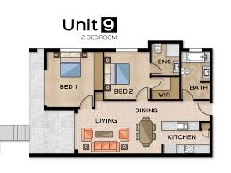 two bedroom apartment for rent toronto flat design plans