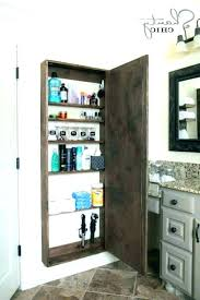 bathroom cabinet storage ideas small bathroom storage ideas cabinet door storage bins click pic for