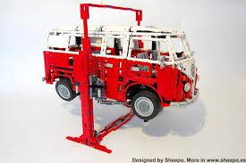 land rover lego sheepo u0027s garage