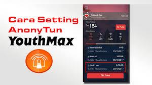 ssl untuk kuota yaoutmax cara setting anonytun youthmax telkomsel terlengkap dengan bug