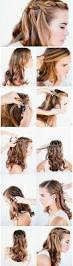 Hairstyle Diy by Best 25 Easy Hairstyle For Party Ideas On Pinterest Easy