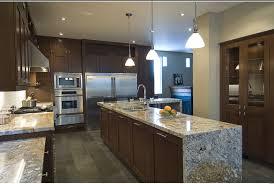 Kitchen Trends Modern Rustic Farmhouse Callier And Thompson - granite waterfall edge google search kitchen designs