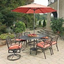 cast aluminum patio dining furniture patio furniture the