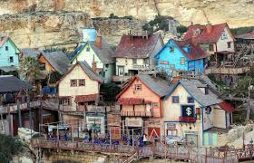 movie town remember the shanty town in the 1980 movie popeye it was never