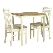 two seat kitchen table 2 seat dining table small solid oak dining set 2 brown faux leather