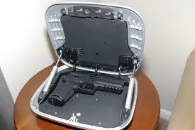 Biometric Gun Safe Wall Mount Gear Review The Gunbox The Truth About Guns